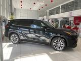 Toyota Highlander 2021 года за 35 000 000 тг. в Шымкент – фото 3