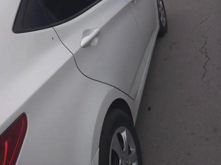 Hyundai Accent 2014 года за 3 700 000 тг. в Есик – фото 3