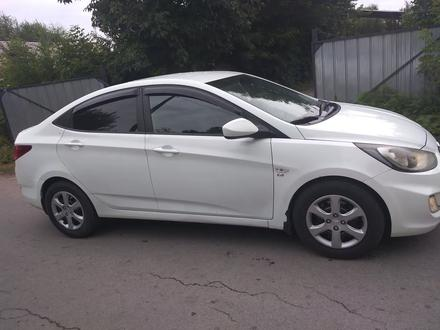 Hyundai Accent 2014 года за 3 700 000 тг. в Есик – фото 6