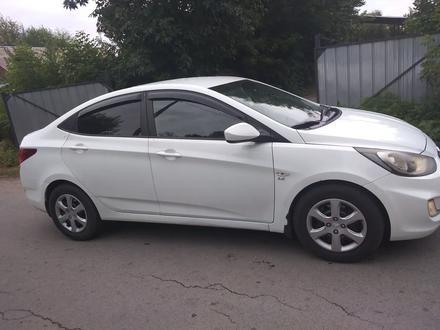 Hyundai Accent 2014 года за 3 700 000 тг. в Есик – фото 7