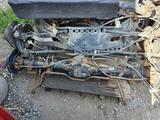 Чулок и редуктор (дифференциал) заднего моста с полуосями в сборе за 425 000 тг. в Алматы