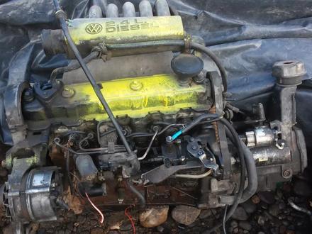 Контрактный двигатель на Фольксваген Т4 из Германии за 240 000 тг. в Караганда – фото 2