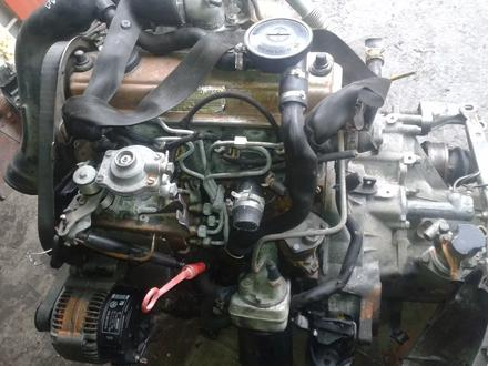 Контрактный двигатель на Фольксваген Т4 из Германии за 240 000 тг. в Караганда – фото 3