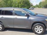 Toyota Highlander 2007 года за 7 500 000 тг. в Усть-Каменогорск – фото 5