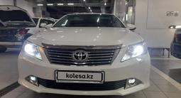 Toyota Camry 2014 года за 9 500 000 тг. в Нур-Султан (Астана)