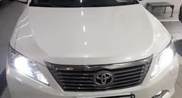 Toyota Camry 2014 года за 9 500 000 тг. в Нур-Султан (Астана) – фото 2