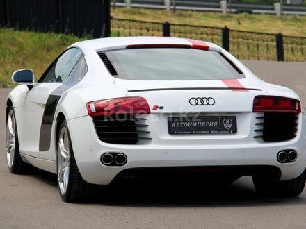 Audi R8 2007 года за 16 500 000 тг. в Алматы – фото 12