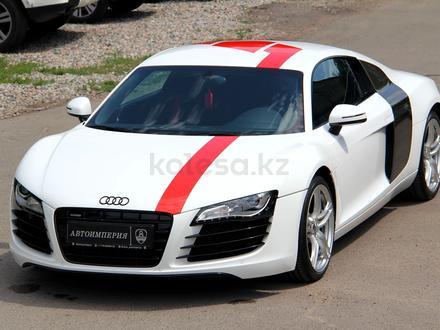Audi R8 2007 года за 16 500 000 тг. в Алматы – фото 14