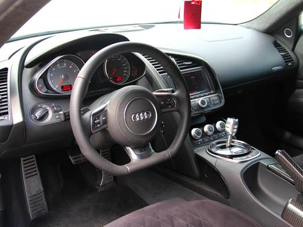 Audi R8 2007 года за 16 500 000 тг. в Алматы – фото 29