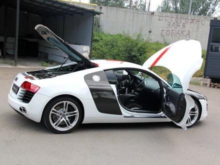 Audi R8 2007 года за 16 500 000 тг. в Алматы – фото 55