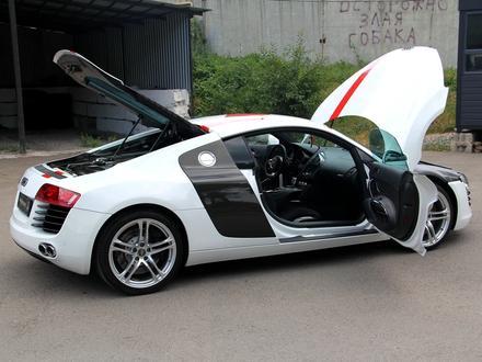 Audi R8 2007 года за 16 500 000 тг. в Алматы – фото 27
