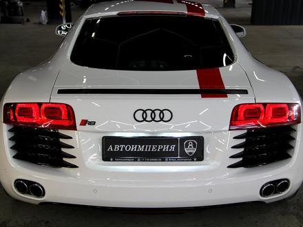 Audi R8 2007 года за 16 500 000 тг. в Алматы – фото 2