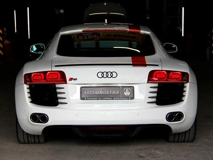 Audi R8 2007 года за 16 500 000 тг. в Алматы – фото 6