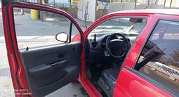 Chevrolet Matiz 2007 года за 1 300 000 тг. в Шымкент – фото 3
