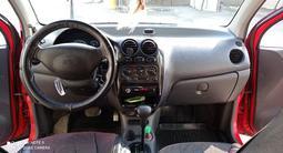 Chevrolet Matiz 2007 года за 1 300 000 тг. в Шымкент – фото 5