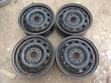 Оригинальные металлические диски на Ford (R14 4*108 ЦО63.4 5.5J за 25 000 тг. в Нур-Султан (Астана)