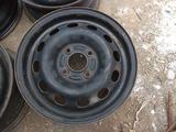 Оригинальные металлические диски на Ford (R14 4*108 ЦО63.4 5.5J за 25 000 тг. в Нур-Султан (Астана) – фото 2