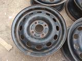 Оригинальные металлические диски на Ford (R14 4*108 ЦО63.4 5.5J за 25 000 тг. в Нур-Султан (Астана) – фото 3