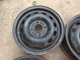 Оригинальные металлические диски на Ford (R14 4*108 ЦО63.4 5.5J за 25 000 тг. в Нур-Султан (Астана) – фото 4