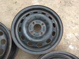 Оригинальные металлические диски на Ford (R14 4*108 ЦО63.4 5.5J за 25 000 тг. в Нур-Султан (Астана) – фото 5