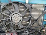 Вентилятор диффузор радиатора Опель Астра Г Opel Astra G за 12 000 тг. в Семей