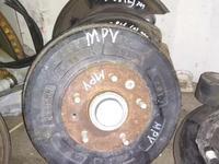 Барабан тормозной (диски) оригинал на Mazda MPV 2001 г. в за 11 000 тг. в Нур-Султан (Астана)
