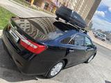 Toyota Camry 2014 года за 7 900 000 тг. в Нур-Султан (Астана) – фото 4