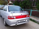 ВАЗ (Lada) 2110 (седан) 2004 года за 1 600 000 тг. в Тараз – фото 2