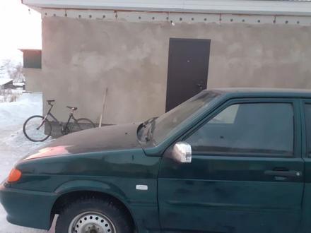 ВАЗ (Lada) 2114 (хэтчбек) 2004 года за 830 000 тг. в Усть-Каменогорск – фото 4