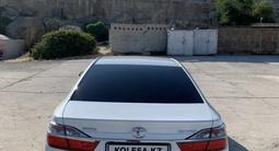 Toyota Camry 2016 года за 10 500 000 тг. в Актау – фото 4