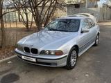 BMW 523 1996 года за 2 700 000 тг. в Алматы – фото 5