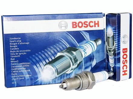 Свеча зажигания Bosch Super Plus за 3 130 тг. в Алматы