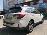 Subaru Outback 2015 года за 8 700 000 тг. в Алматы – фото 4