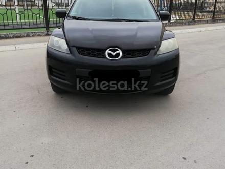 Mazda CX-7 2006 года за 3 200 000 тг. в Актау – фото 4