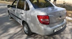 ВАЗ (Lada) Granta 2190 (седан) 2013 года за 2 100 000 тг. в Алматы – фото 5