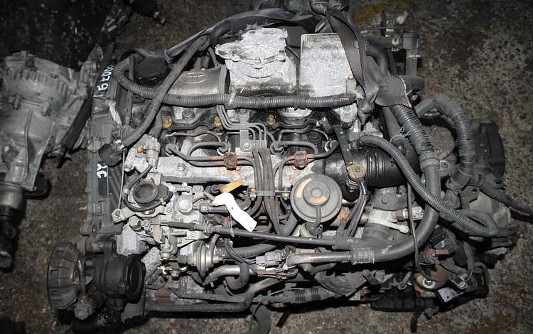 Двигатель TOYOTA 2C Контрактный  Доставка ТК, Гарантия за 541 500 тг. в Новосибирск