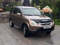 Honda CR-V 2002 года за 3 950 000 тг. в Алматы