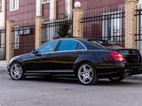 Mercedes-Benz S 500 2010 года за 10 525 000 тг. в Караганда – фото 3