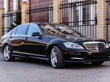 Mercedes-Benz S 500 2010 года за 10 525 000 тг. в Караганда – фото 5