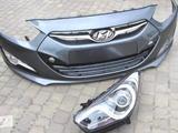 Бампер на Hyundai i30 за 5 555 тг. в Алматы