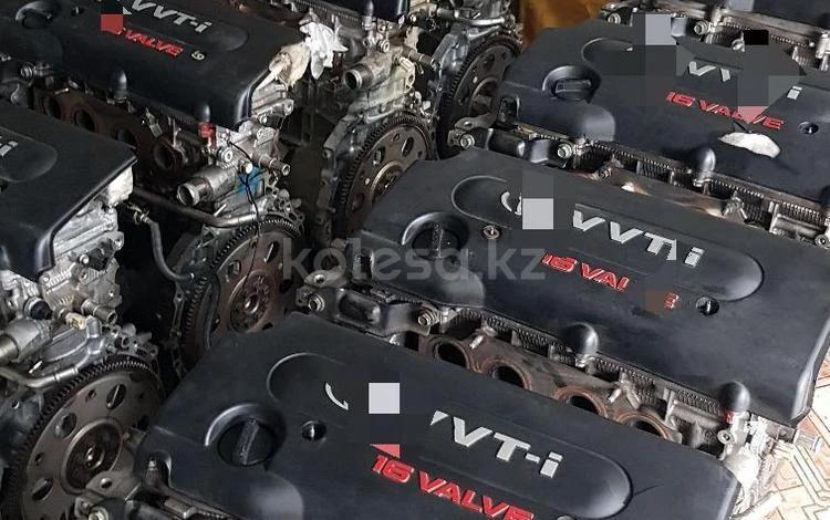 Мотор 2AZ fe Двигатель toyota camry (тойота камри) двигатель toyota… за 75 444 тг. в Алматы
