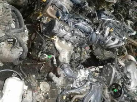 Фронтера 2.3тд заряженный блок привозной контрактный за 151 000 тг. в Караганда – фото 3