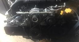 Двигатель на Subaru Legacy 2009-2012 за 550 000 тг. в Алматы – фото 2