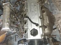 Двигатель на Мицубиси каризму за 130 000 тг. в Алматы