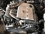 Мотор 1MZ-fe Двигатель Toyota Camry (тойота камри) двигатель 3.0 литра… за 78 530 тг. в Алматы – фото 2