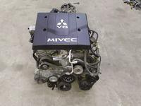 Двигатель 6g75 Mivec на мицубиси Паджеро 4, Mitsubishi pajero4 за 1 500 000 тг. в Алматы