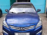 Hyundai Accent 2015 года за 4 800 000 тг. в Алматы