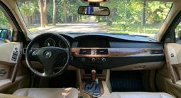 BMW 525 2006 года за 3 999 999 тг. в Алматы – фото 3