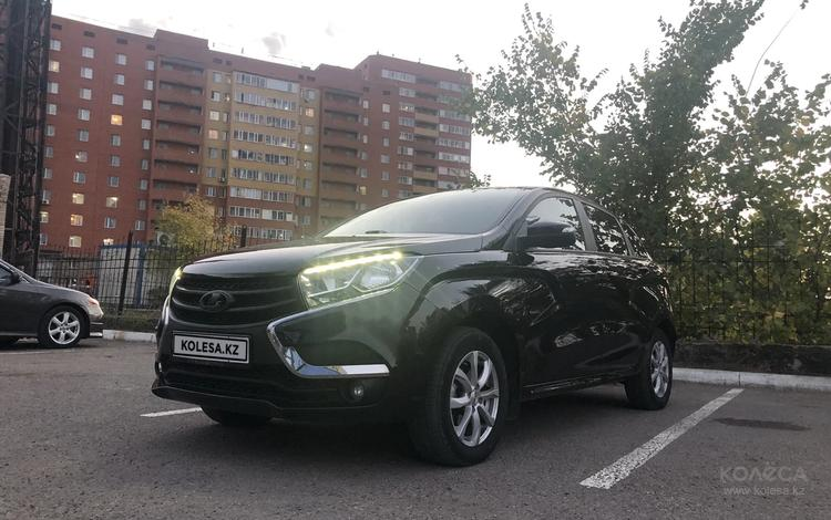 ВАЗ (Lada) XRAY 2019 года за 4 200 000 тг. в Нур-Султан (Астана)