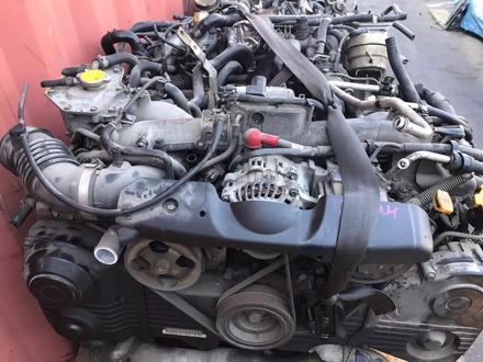 Двигатель на Субару за 310 000 тг. в Алматы